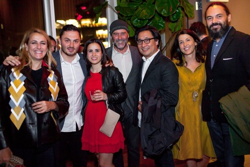 GANDIA BLASCO, 75th anniversary party in New York