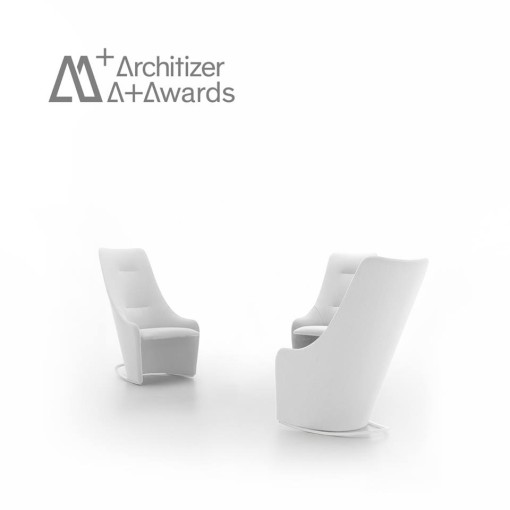 NAGI armchair by Tomoya Tabuchi for VICCARBE - A+Architizer Awards 2016