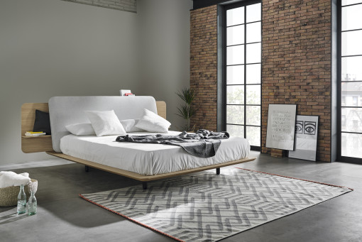 KAUFFMAN bed by Nadadora for MOBENIA HOME