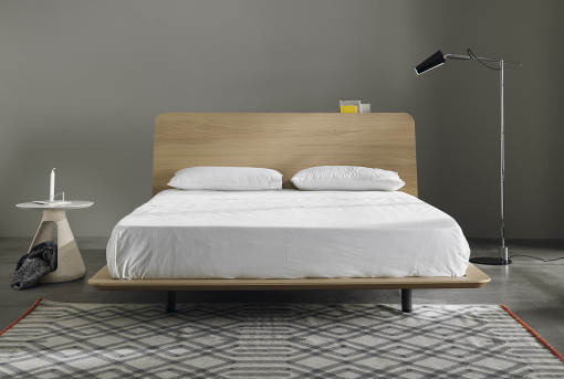 The KAUFFMAN bed by Nadadora for MOBENIA HOME