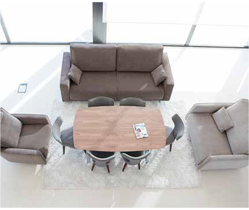 Adaptable By Fama New Living Space Concept For Modern Lifestyles Furniture From Spain