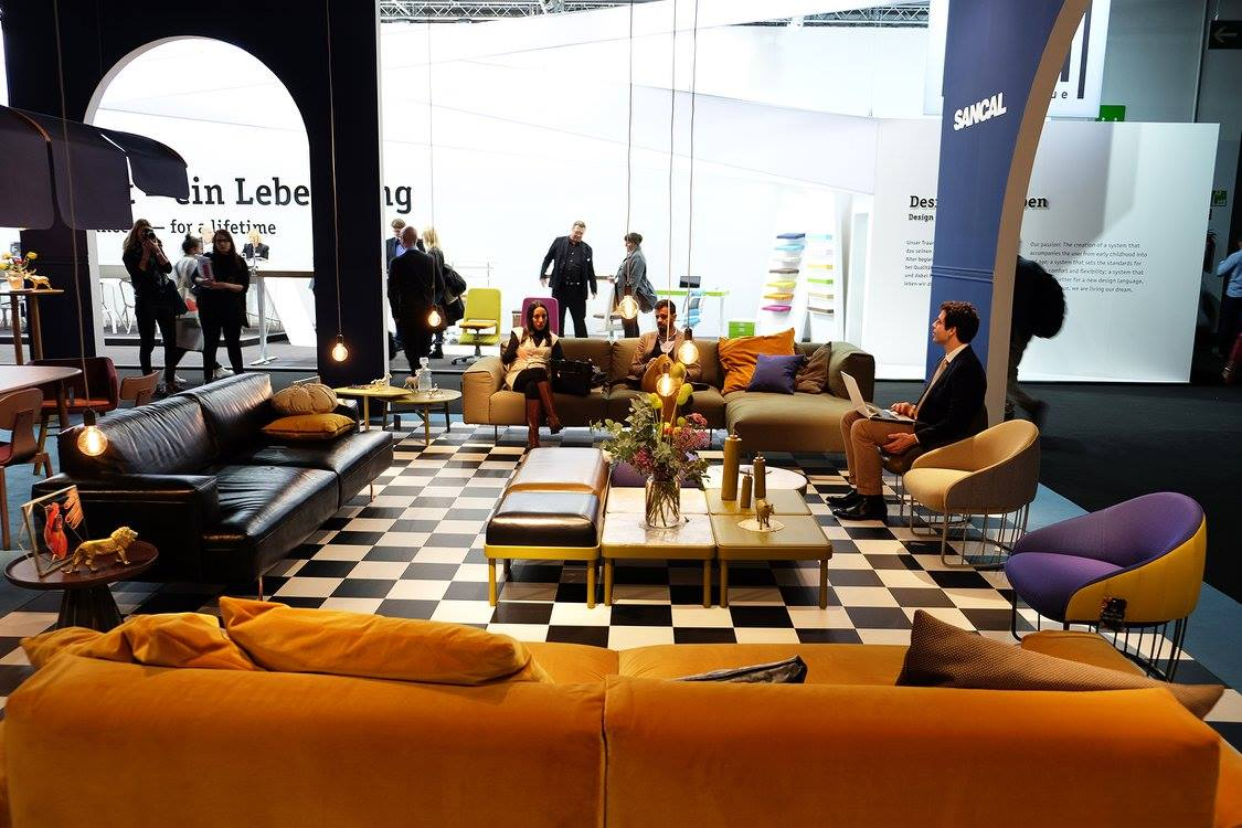 Spanish Furniture S Exports On The Rise In The First Semester 2016  # Muebles Lifetime Espana