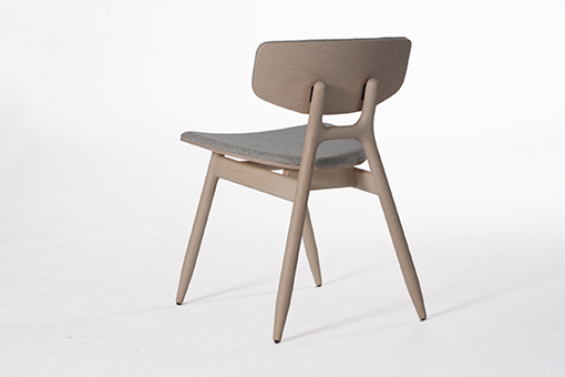 ECO chair by Carlos Tiscar for CAPDELL