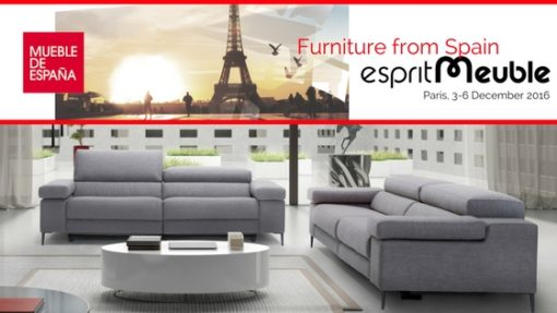 Furniture From Spain Back To Paris At